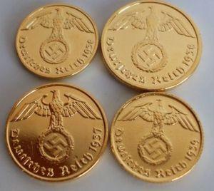 pfennig coins bagian depan